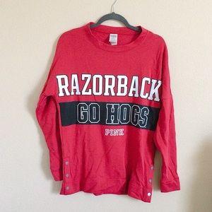 Razorbacks Longsleeve Sweater